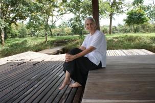 במנזר סוואן מוק בתאילנד