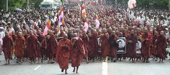 activist monks